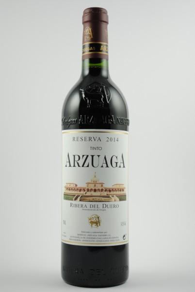 2014 ARZUAGA Reserva